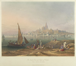 The Sacred Town and Temples of Dwarka
